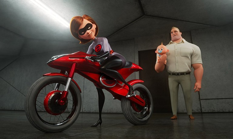 The Incredibles 2 2