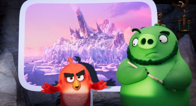 The Angry Birds Movie 2 2